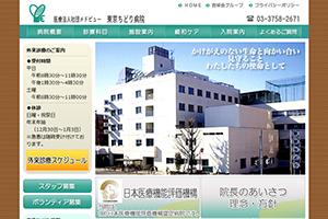 メドビュー 東京ちどり病院