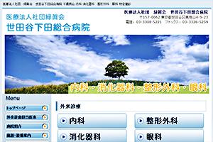緑眞会 世田谷下田総合病院